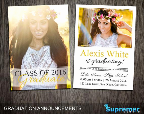 Graduation Invitation Name Cards Lovely Graduation Announcements Templates Graduation Card Templates