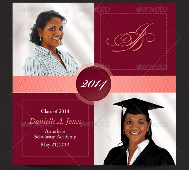 Graduation Invitation Template Free Fresh 25 Graduation Invitation Templates Psd Vector Eps Ai