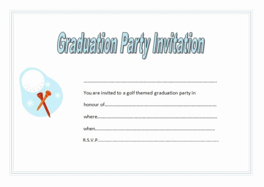 Graduation Invitation Templates 2016 Fresh 40 Free Graduation Invitation Templates Template Lab