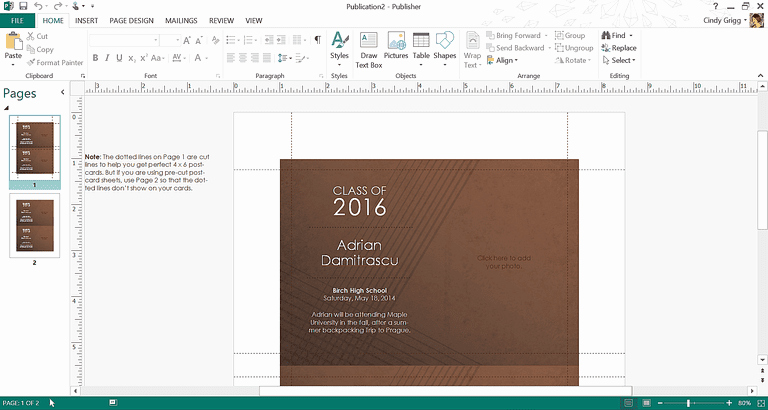 Graduation Invitation Templates Microsoft Publisher Inspirational Get Microsoft S Best Graduation Templates