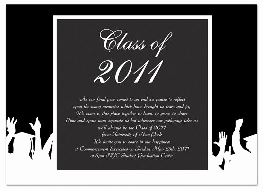Graduation Invitation Templates Microsoft Word Best Of Graduation Ceremony Invitation Letter Sample Google 검색