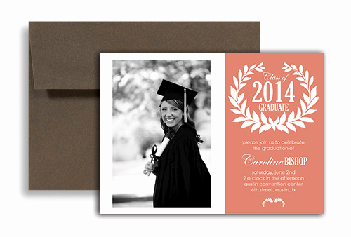 Graduation Invitation Templates Microsoft Word Luxury 2019 S Templates Graduation Party Invitation 7x5 In