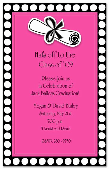 Graduation Invitation Text Message Lovely 17 Best Invites Images On Pinterest