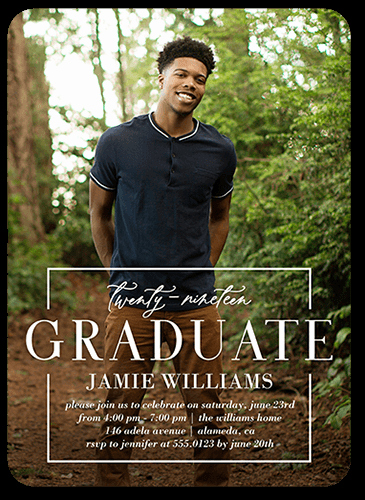 Graduation Invitation Wording High School Lovely Graduation Invitation Wording Guide for 2019