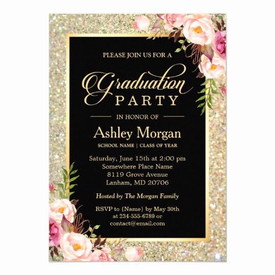 Graduation Party Invitation Cards Inspirational Princess Party Invitations & Announcements