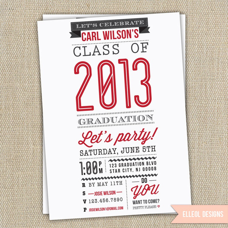 Graduation Party Invitation Ideas Elegant 11 Best Class 2020 Images On Pinterest