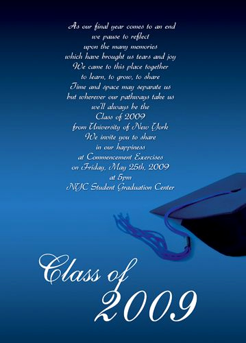 Graduation Party Invitation Sayings Elegant Graduation Party Party Invitations Wording