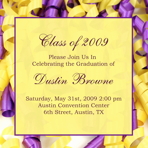 Graduation Party Invitation Wording Ideas New 15 Graduation Party Invitations – Party Ideas