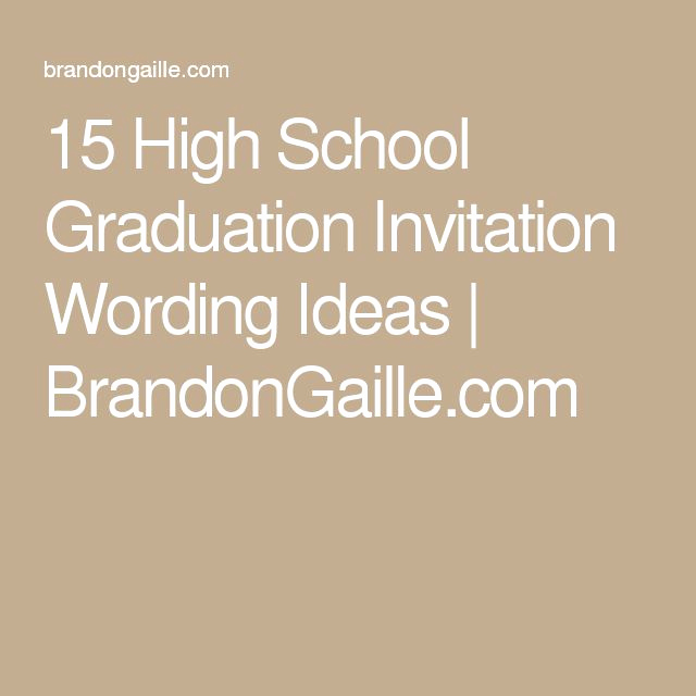 Graduation Party Invitation Wording Ideas New Best 25 Graduation Invitation Wording Ideas Only On