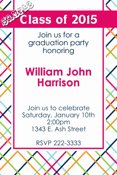 Graduation Party Invitation Wording New A Graduation Party Invitations