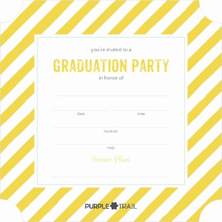 Graduation Reception Invitation Template Best Of 40 Free Graduation Invitation Templates Template Lab