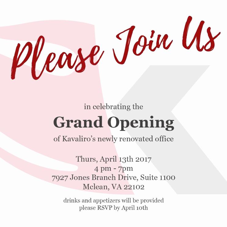 Grand Opening Invitation Ideas Luxury Fice Grand Opening Invitation