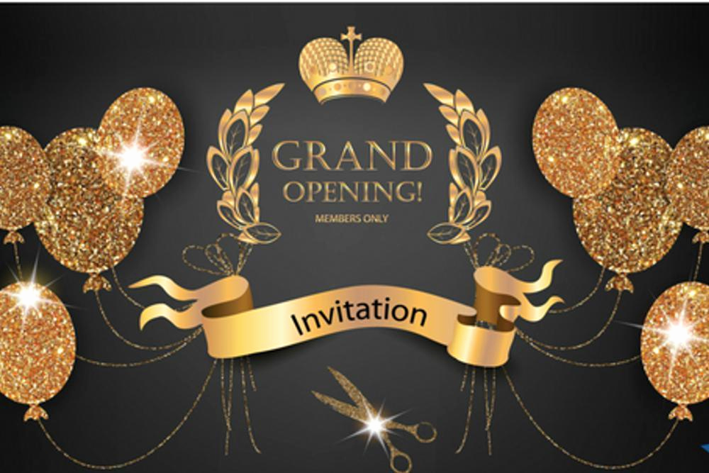 Grand Opening Invitation Ideas New Five Ideas for A Memorable Grand Opening Allstatebanners
