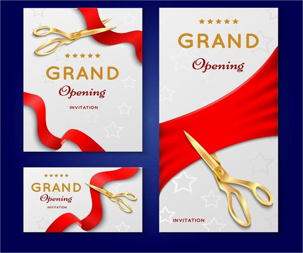 Grand Opening Invitation Template Beautiful 19 Opening Invitation Templates Psd Ai