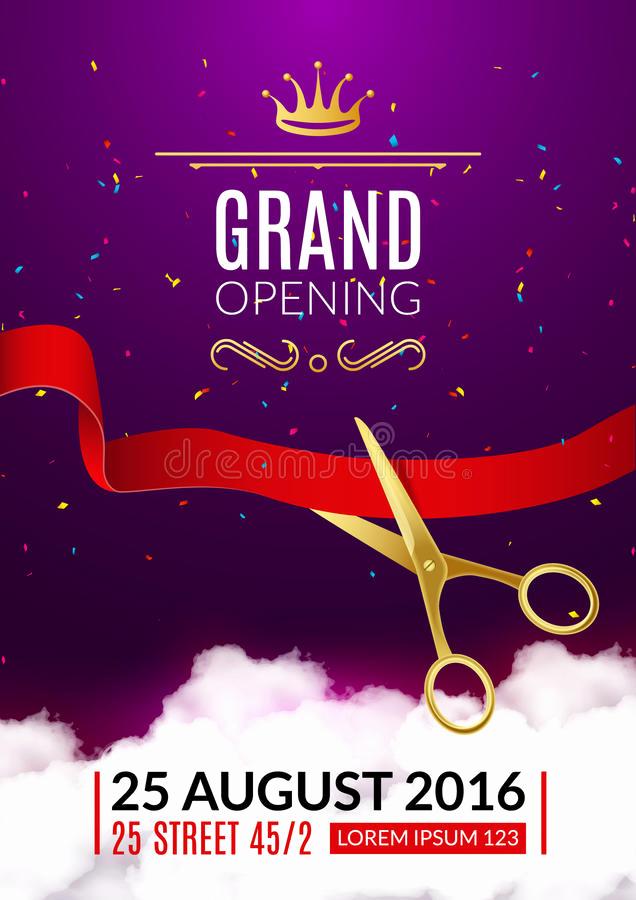 Grand Opening Invitation Template Beautiful Grand Opening Invitation Card Grand Opening event