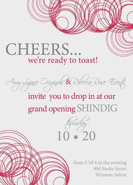 Grand Opening Invitation Template Inspirational Grand Opening Invitations