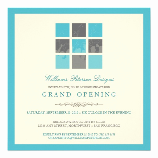 Grand Opening Invitation Template Lovely Grand Opening Cards Grand Opening Card Templates Postage