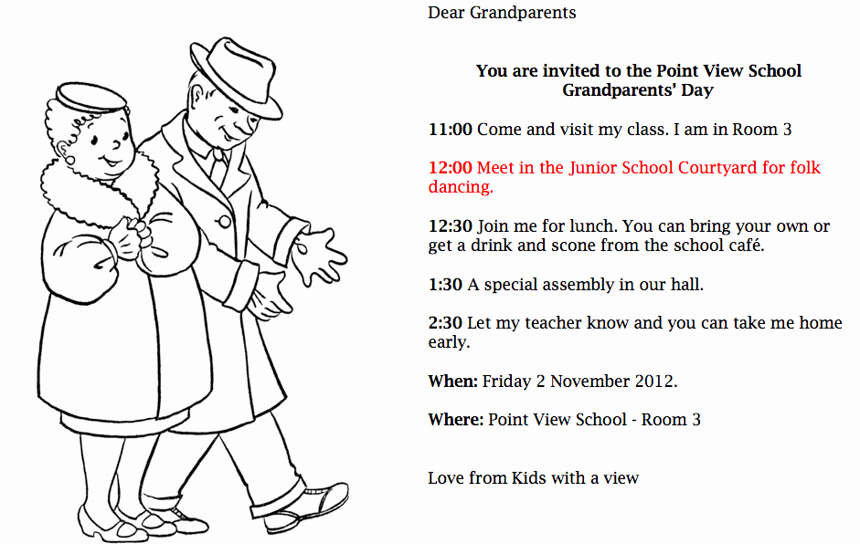 Grandparents Day Invitation Template Inspirational Index Of Cdn 29 1998 619