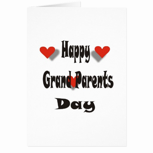 Grandparents Day Invitation Template Lovely Happy Grandparents Day Cards Happy Grandparents Day Card
