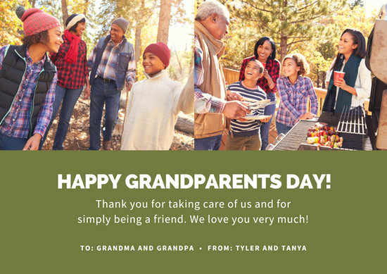 Grandparents Day Invitation Template Unique Customize 45 Grandparents Day Card Templates Online Canva