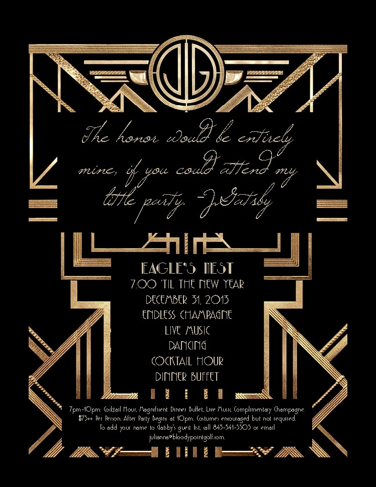 Great Gatsby Invitation Template Beautiful Jazz Blues Florida Florida S Line Guide to Live Jazz