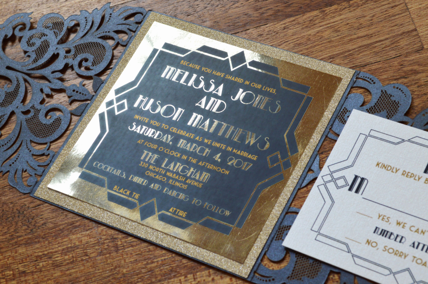Great Gatsby Invitation Wording New Great Gatsby Invitation Gatsby Invitation Gatsby Wedding