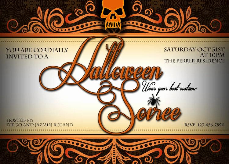 Halloween Invitation Wording Adults Beautiful Halloween Invitation Adult Halloween Invitation Halloween