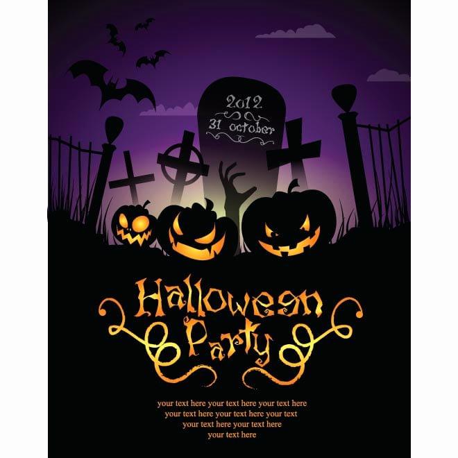 Halloween Party Invitation Templates Luxury Halloween Invitations Templates Free