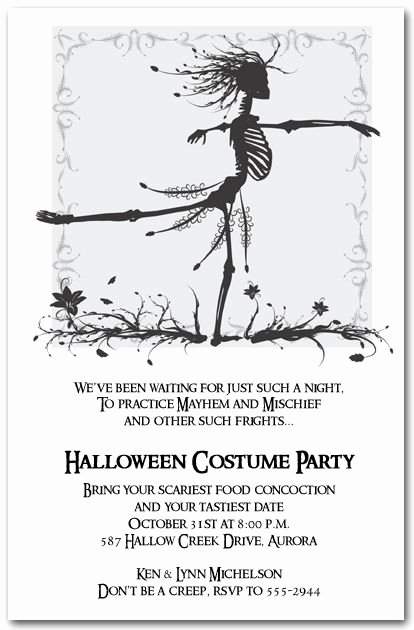 Halloween Party Invitation Wording Beautiful Best 25 Adult Halloween Invitations Ideas On Pinterest