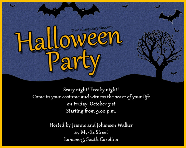 Happy Hour Invitation Email Elegant Halloween Happy Hour Invitation Wording – Festival Collections