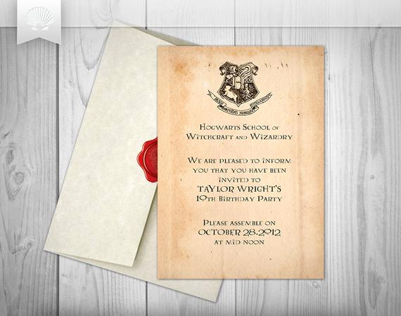 harry potter inspired printable