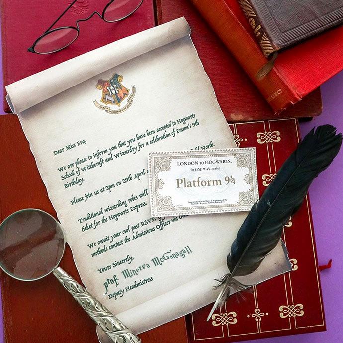 Harry Potter Hogwarts Invitation Elegant Harry Potter Party Invitation Template Hogwarts