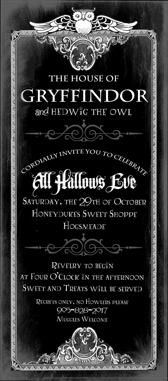 Harry Potter Invitation Ideas Luxury Harry Potter themed Wedding Going Away and Hallows Eve On