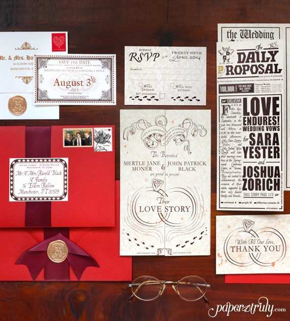 Harry Potter Invitation Ideas New 50 Best Harry Potter Ideas for Weddings