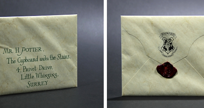 Harry Potter Invitation Letter Lovely Harry Potter's Hogwarts Acceptance Letter is Going Up for