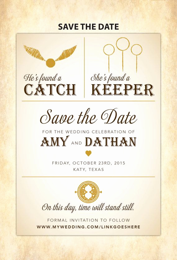 Harry Potter Wedding Invitation Lovely Best 25 Harry Potter Wedding Ideas On Pinterest