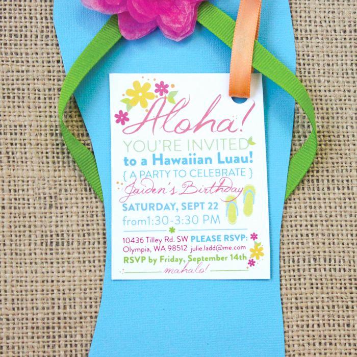 Hawaiian Party Invitation Template New Best 20 Luau Party Invitations Ideas On Pinterest