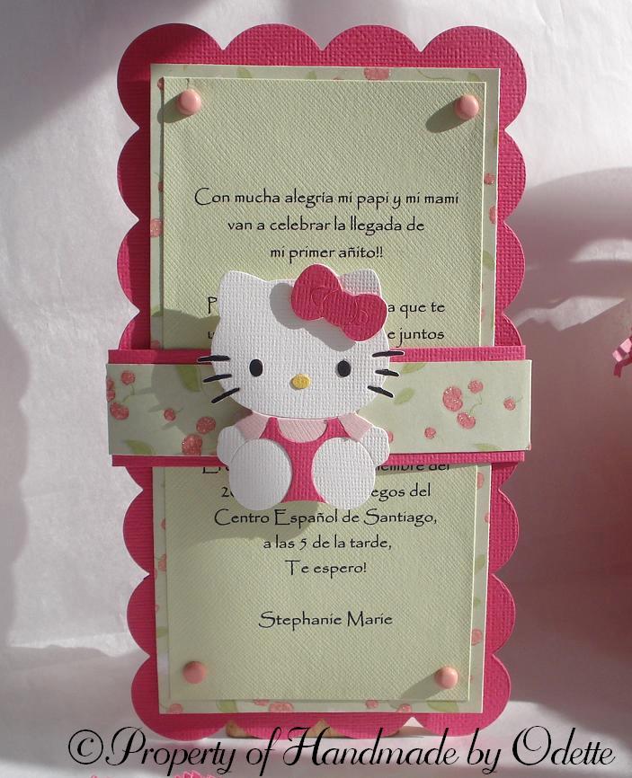Hello Kitty Invitation Card Best Of Hello Kitty Invitation …