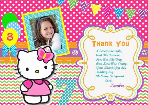 Hello Kitty Invitation Templates Beautiful 11 Hello Kitty Invitations Word Psd Indesign
