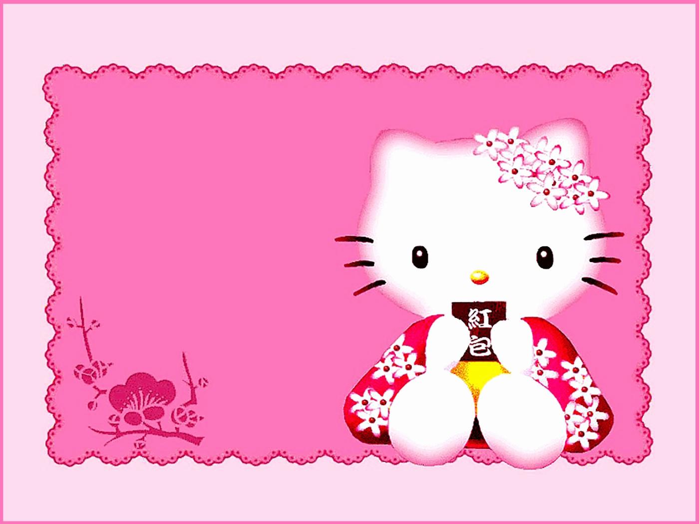 Hello Kitty Invitation Templates Elegant Hello Kitty Free Printable Invitation Templates