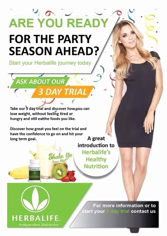 Herbalife Shake Party Invitation Best Of Herbalife Shake Party