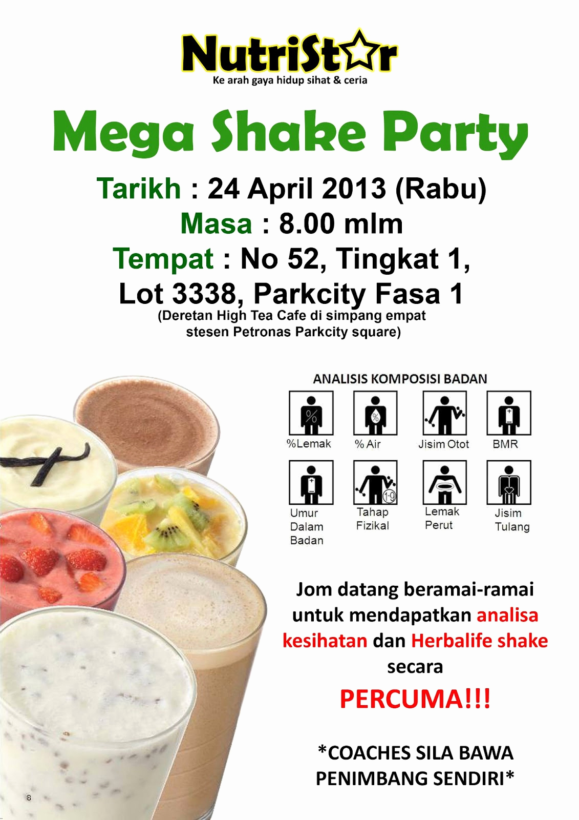 Herbalife Shake Party Invitation Fresh Herbalife Skin Party Invites