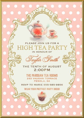 Hi Tea Invitation Templates Awesome Index Of Cdn 13 2010 361
