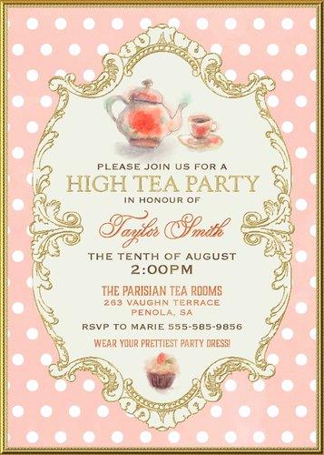 Hi Tea Invitation Templates Awesome Index Of Cdn 13 2010 361