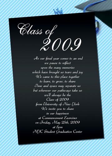 High School Graduation Ceremony Invitation Lovely High School Graduate Cover Letter Template
