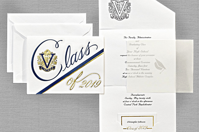 High School Graduation Invitation Awesome High School Graduation Announcements
