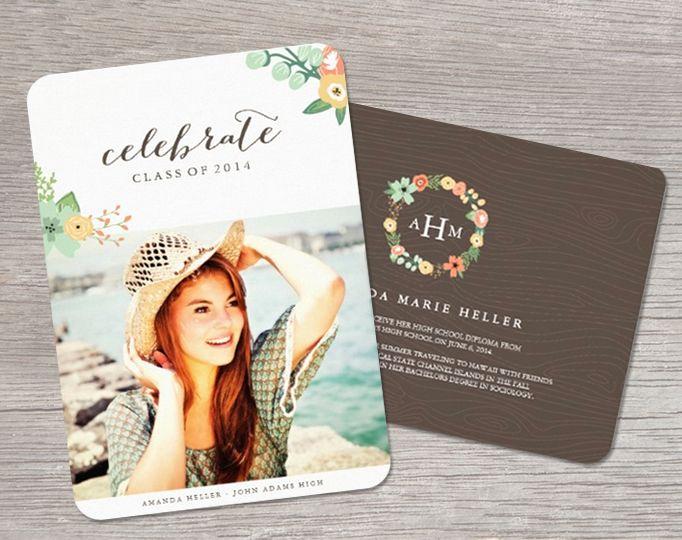 High School Graduation Invitation Cards Awesome Best 25 High School Graduation Invitations Ideas On