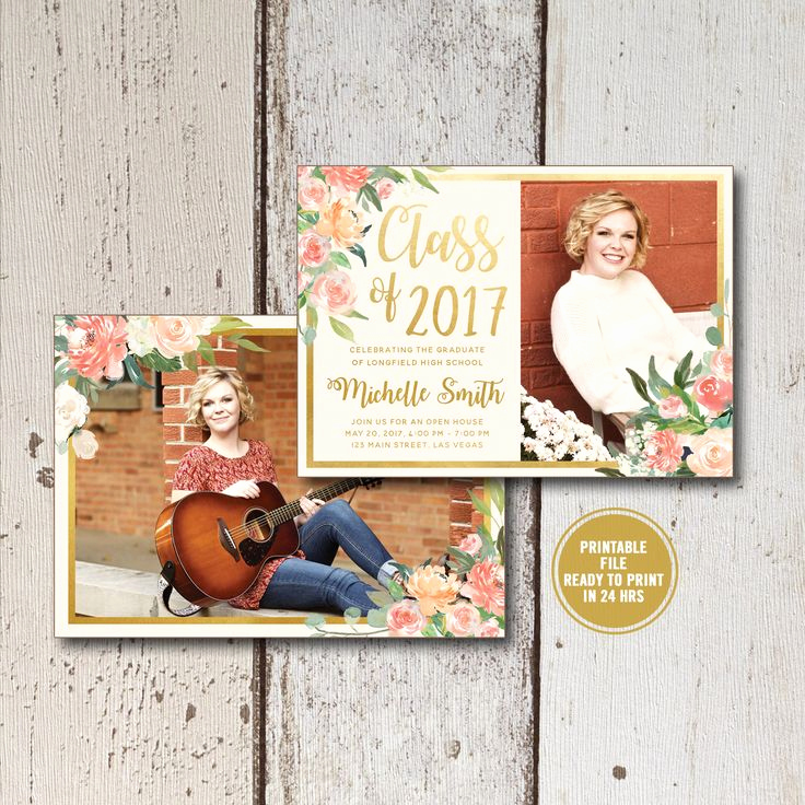 High School Graduation Invitation Elegant Best 25 High School Seniors Ideas On Pinterest