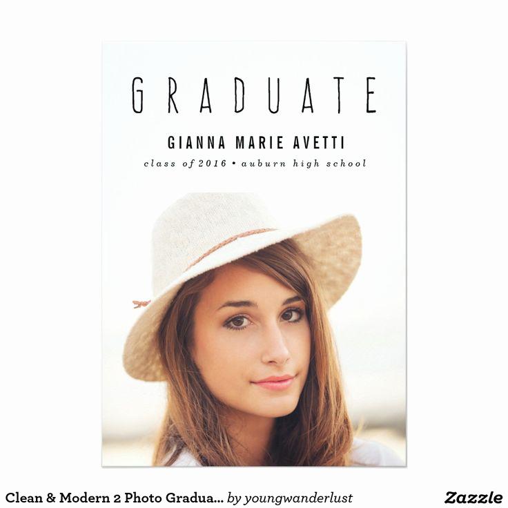 High School Graduation Invitation Etiquette Beautiful Best 25 College Graduation Announcements Ideas On