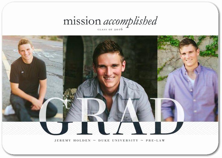 High School Graduation Invitation Etiquette Inspirational Best 25 College Graduation Announcements Ideas On
